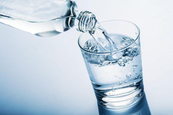 Nước lọc giảm triệu chứng khó tiêu